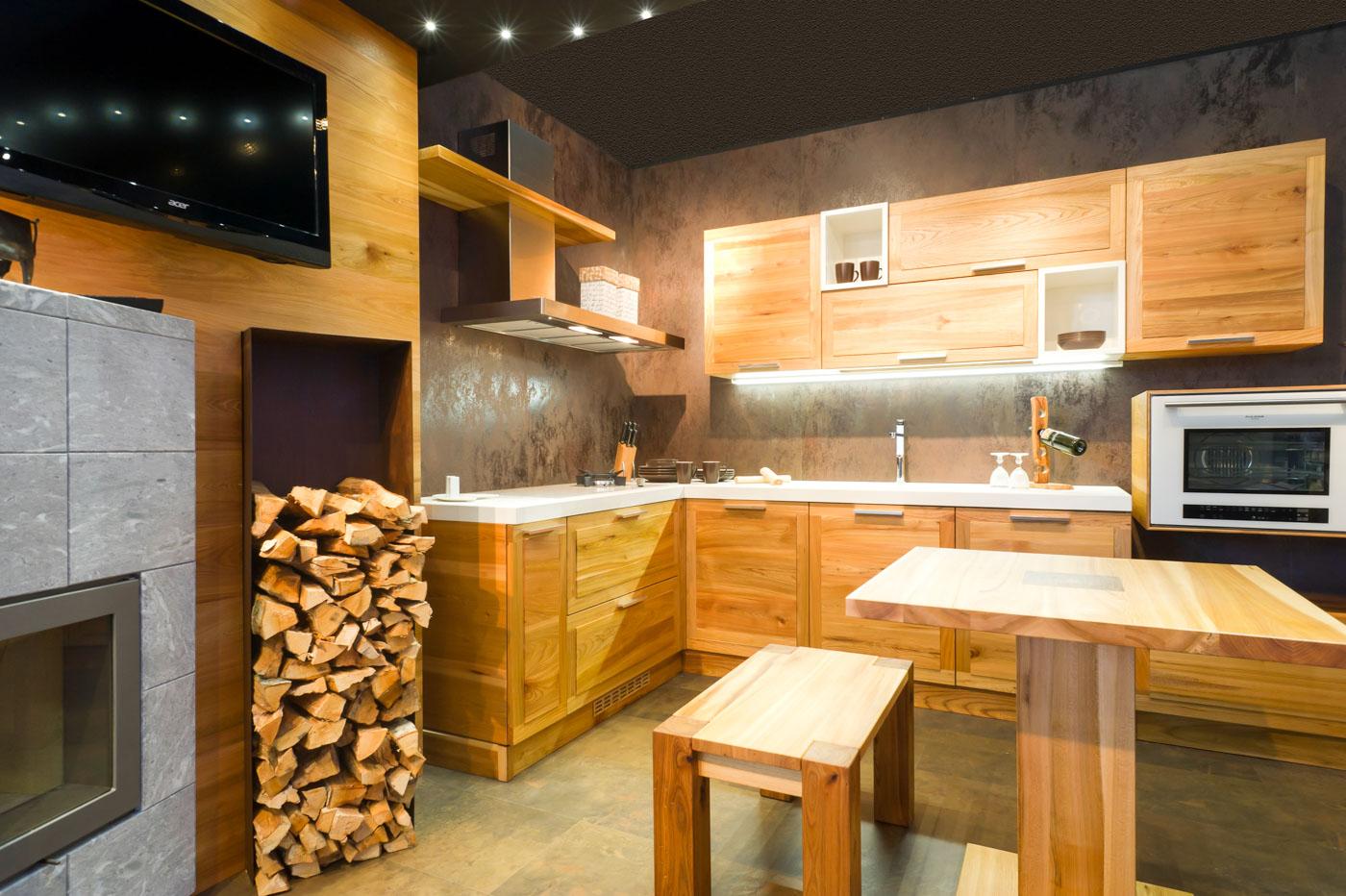 Mobili Rustici Cucina : Mobili rustici arredamenti rustici belluno ponte nelle alpi mobile