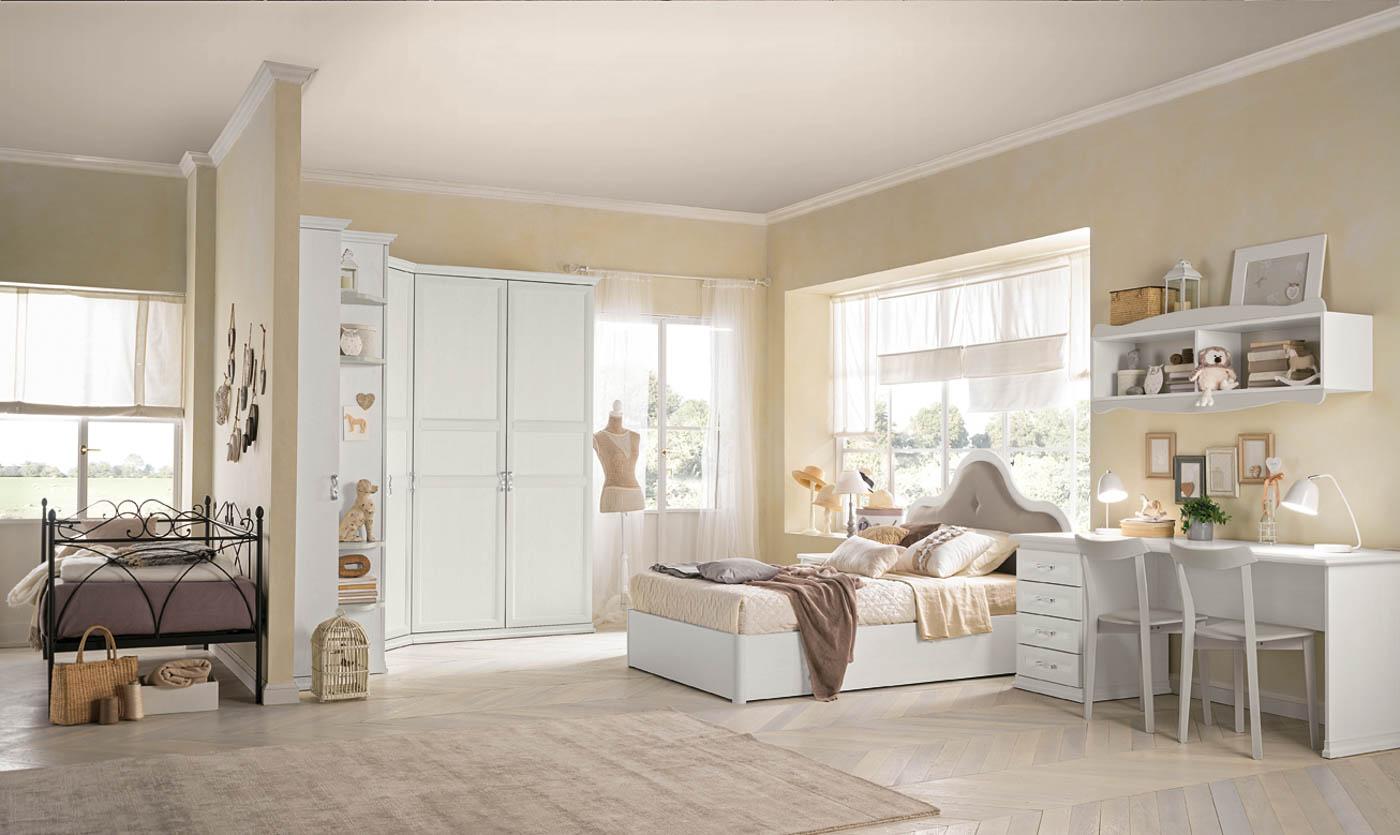 Arredamento casa stile romantico perfect che tu voglia for Arredamento romantico chic